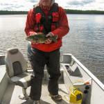 Bass Fishing in Northwestern Ontario