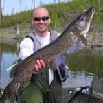 Northwestern Ontario Pike Fishing