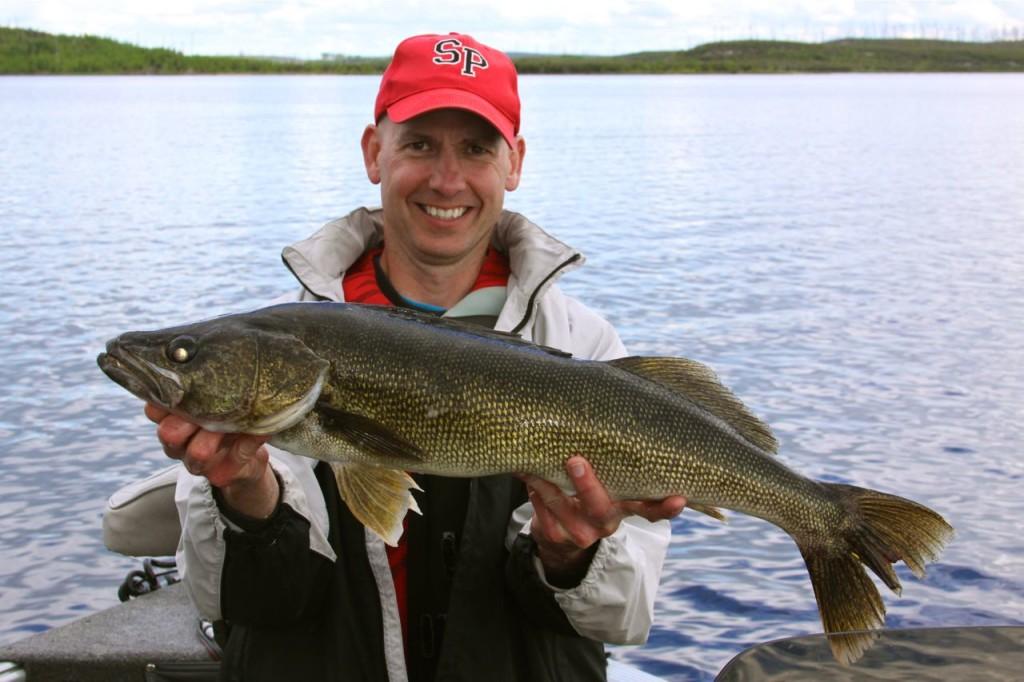 Walleye Fishing in Sioux Lookout
