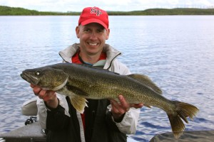 Walleye Fishing in Sioux Lookout