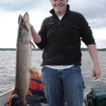 Sioux Lookout fishing