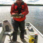 Bass Fishing in Northwestern Ontario