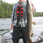 Excellent Fishing in Northwestern Ontario