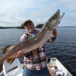 Monster Northern Pike Fishing